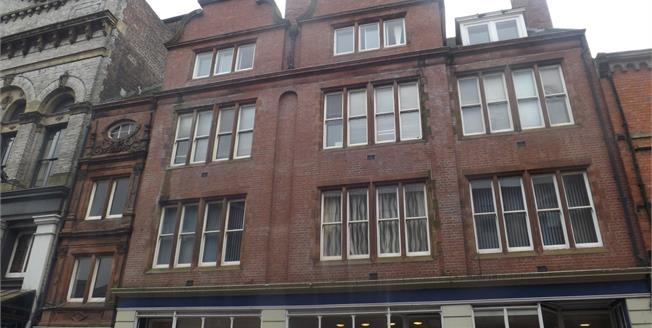 Guide Price £169,950, 3 Bedroom Upper Floor Flat For Sale in Newcastle upon Tyne, NE1