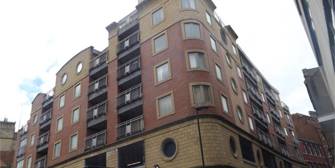 Offers Over £135,000, 2 Bedroom Flat For Sale in Newcastle upon Tyne, NE1