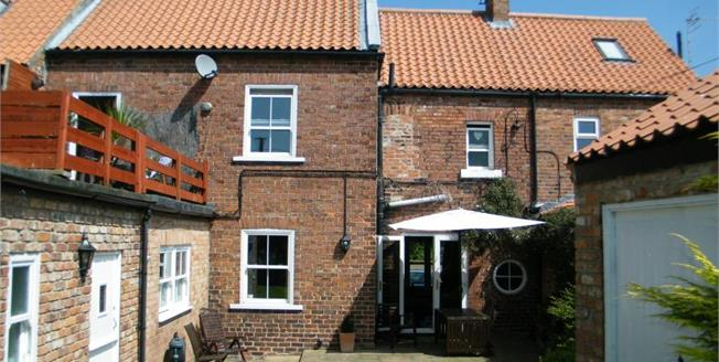 £280,000, 4 Bedroom Terraced House For Sale in Great Smeaton, DL6