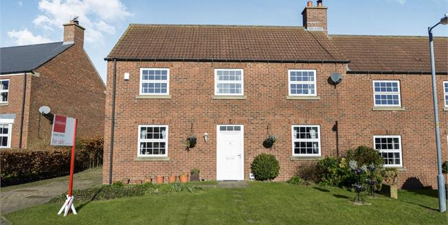 Offers Over £300,000, 4 Bedroom Semi Detached House For Sale in West Rounton, DL6