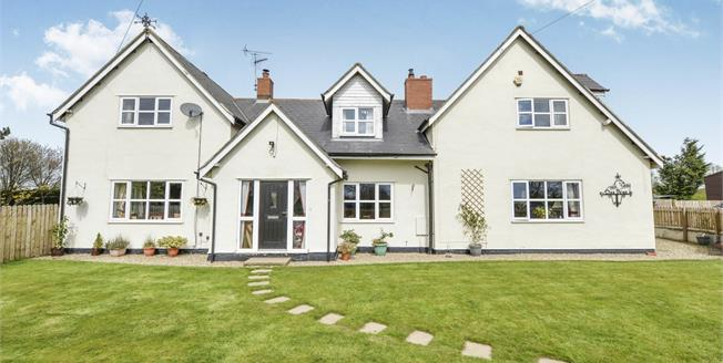 Asking Price £675,000, 5 Bedroom Detached House For Sale in Danby Wiske, DL7
