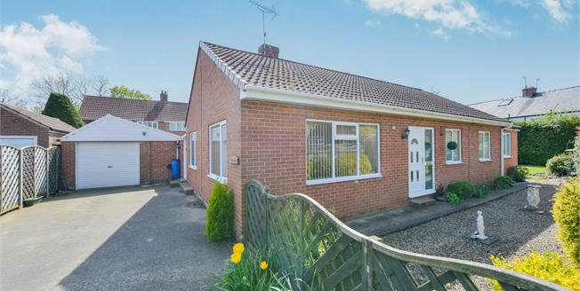 Offers Over £250,000, 3 Bedroom Detached Bungalow For Sale in Great Langton, DL7