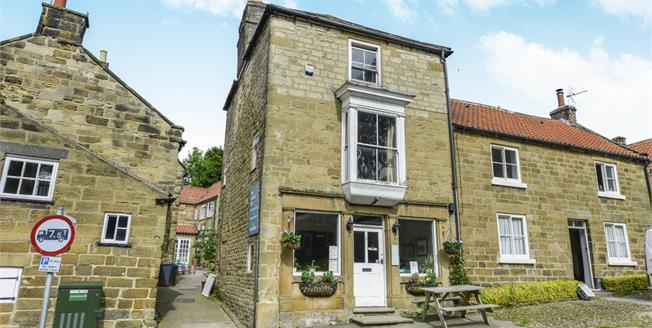 Offers in excess of £475,000, 2 Bedroom Semi Detached House For Sale in North Yorkshire, DL6