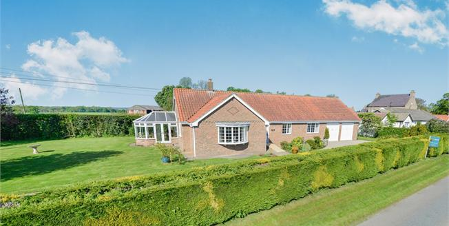 Offers in excess of £375,000, 3 Bedroom Detached Bungalow For Sale in Sutton Howgrave, DL8