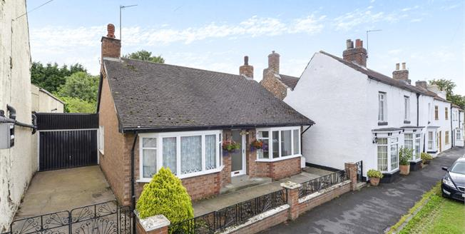 Offers in excess of £200,000, 2 Bedroom Detached Bungalow For Sale in Thirsk, YO7