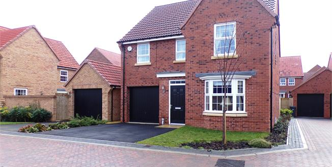 Offers in excess of £300,000, 4 Bedroom Detached House For Sale in Northallerton, DL7
