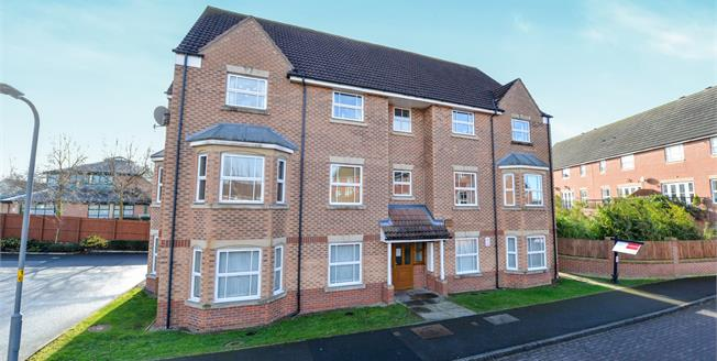 Offers Over £120,000, 2 Bedroom Flat For Sale in Northallerton, DL7