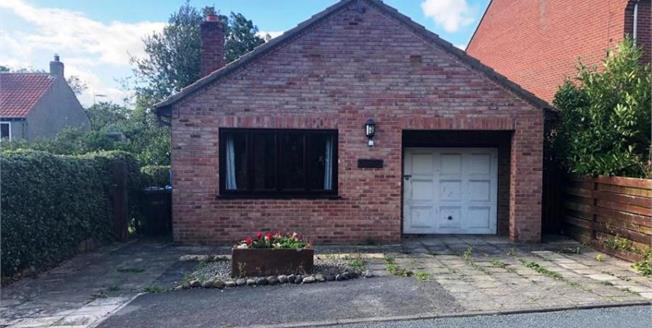 Asking Price £180,000, 2 Bedroom Detached Bungalow For Sale in East Cowton, DL7