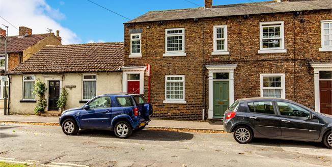 Offers in excess of £200,000, 2 Bedroom Terraced Cottage For Sale in Northallerton, DL7