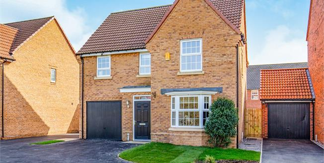 Offers in excess of £315,000, 4 Bedroom Detached House For Sale in Northallerton, DL7