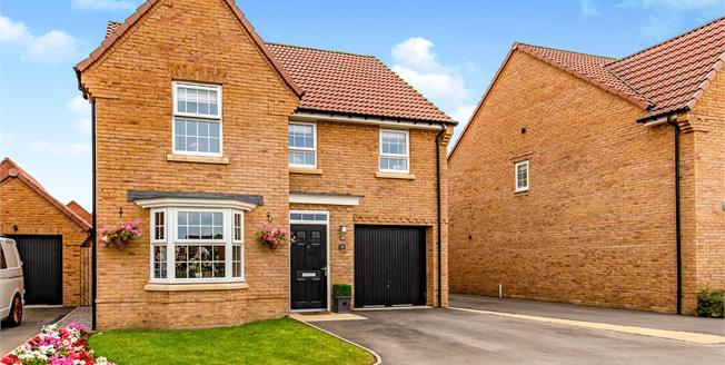 Offers in excess of £290,000, 4 Bedroom Detached House For Sale in Northallerton, DL7