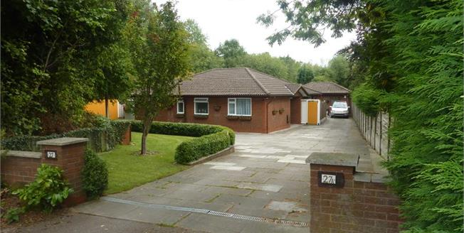 Offers Over £350,000, 4 Bedroom Detached Bungalow For Sale in Great Sankey, WA5