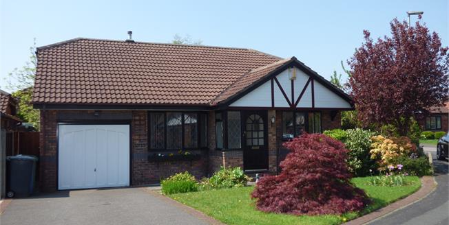 Asking Price £239,950, 3 Bedroom Detached Bungalow For Sale in Old Hall, WA5