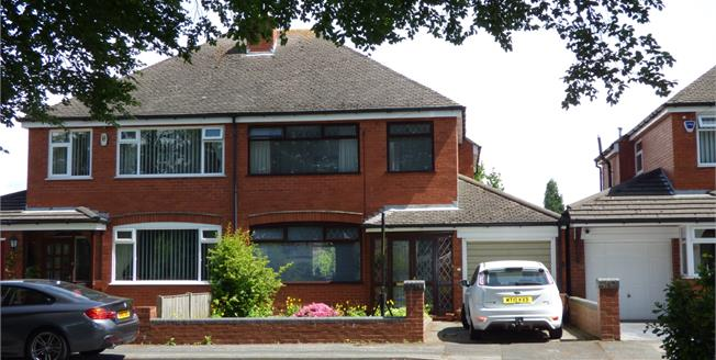 Offers in the region of £199,950, 3 Bedroom Semi Detached House For Sale in Great Sankey, WA5