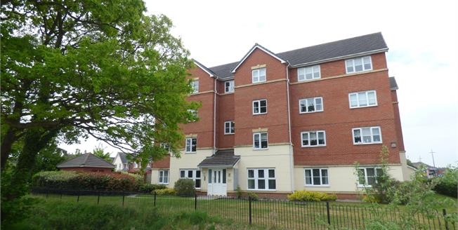 Asking Price £117,500, 2 Bedroom Flat For Sale in Great Sankey, WA5