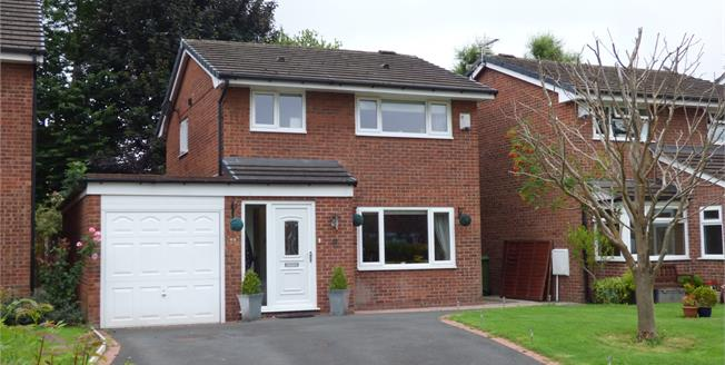 Asking Price £199,950, 3 Bedroom Detached House For Sale in Great Sankey, WA5