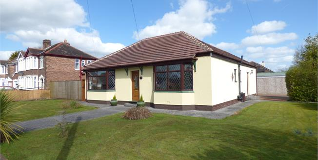 Asking Price £290,000, 3 Bedroom Detached Bungalow For Sale in Great Sankey, WA5