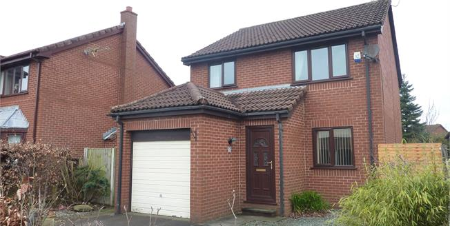 Asking Price £185,000, 3 Bedroom Detached House For Sale in Westbrook, WA5