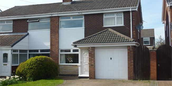 Asking Price £159,999, 3 Bedroom Semi Detached House For Sale in Penketh, WA5