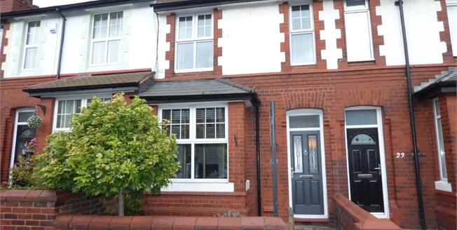 Offers Over £110,000, 2 Bedroom Terraced House For Sale in Great Sankey, WA5
