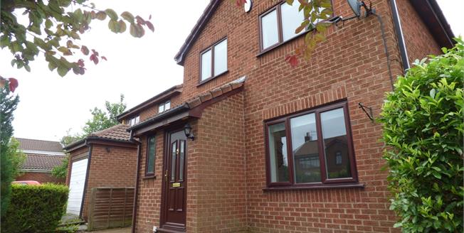 Offers Over £190,000, 3 Bedroom Detached House For Sale in Westbrook, WA5
