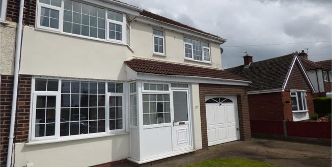 Asking Price £159,950, 3 Bedroom Semi Detached House For Sale in Penketh, WA5