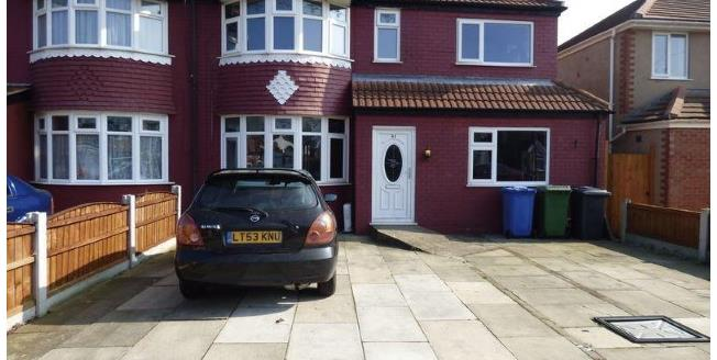 Asking Price £192,500, 4 Bedroom Semi Detached House For Sale in Great Sankey, WA5