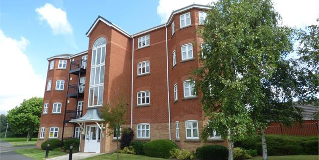 Asking Price £135,000, 2 Bedroom Flat For Sale in Great Sankey, WA5
