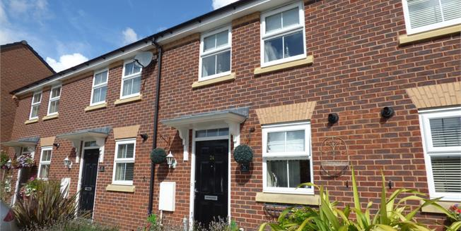 Asking Price £145,000, 2 Bedroom Terraced House For Sale in Great Sankey, WA5