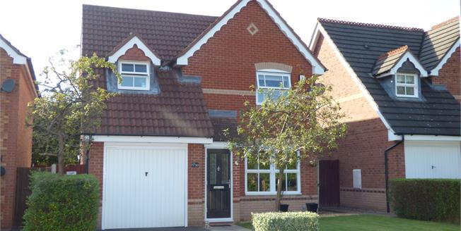 Asking Price £214,950, 3 Bedroom Detached House For Sale in Great Sankey, WA5