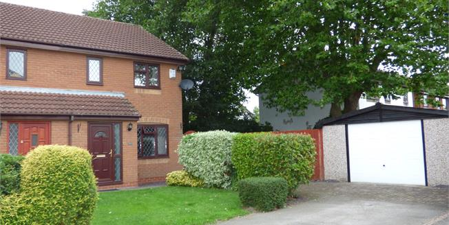 Asking Price £167,500, 3 Bedroom Semi Detached House For Sale in Great Sankey, WA5