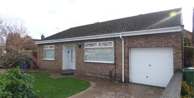 Asking Price £280,000, 2 Bedroom Detached Bungalow For Sale in Penketh, WA5