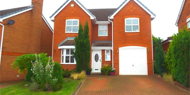 Offers Over £290,000, 4 Bedroom Detached House For Sale in Great Sankey, WA5