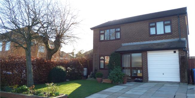 Asking Price £275,000, 4 Bedroom Detached House For Sale in Great Sankey, WA5