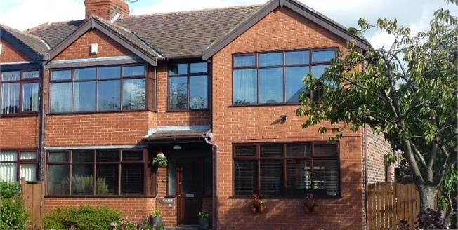 Asking Price £275,000, 3 Bedroom Semi Detached House For Sale in Great Sankey, WA5