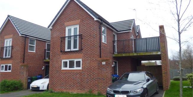 £93,750, 1 Bedroom Semi Detached House For Sale in Great Sankey, WA5