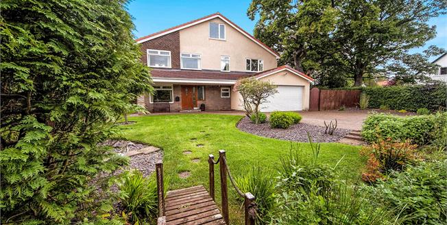 Offers in excess of £620,000, 4 Bedroom Detached House For Sale in Ponteland, NE20