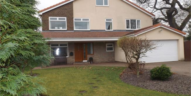 Offers in excess of £620,000, 5 Bedroom Detached House For Sale in Ponteland, NE20
