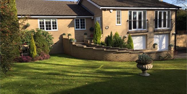 Offers Over £599,950, 5 Bedroom Detached House For Sale in Ponteland, NE20