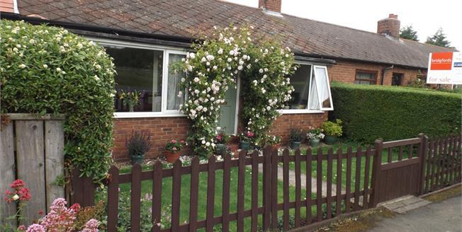 Offers in the region of £165,000, 2 Bedroom Terraced Cottage For Sale in Ingoe, NE20