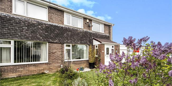 Guide Price £160,000, 2 Bedroom Semi Detached House For Sale in Ponteland, NE20