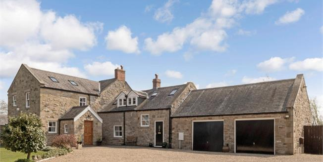 Guide Price £1,000,000, 5 Bedroom Detached House For Sale in Berwick Hill, NE20