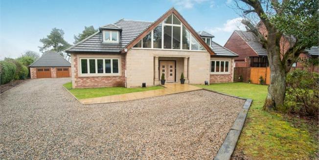 Offers in the region of £700,000, 6 Bedroom Detached House For Sale in Medburn, NE20