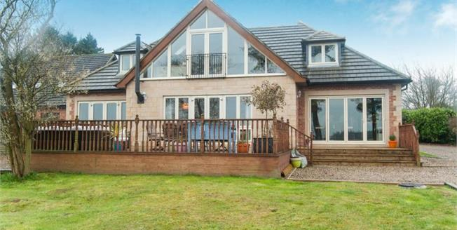 Offers in the region of £700,000, 6 Bedroom Detached House For Sale in Medburn, NE20