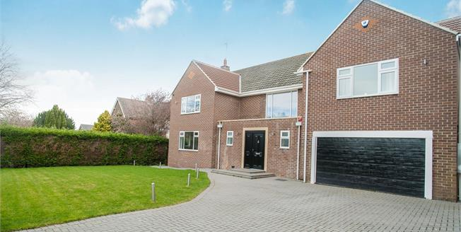 Offers in the region of £850,000, 5 Bedroom Detached House For Sale in Ponteland, NE20