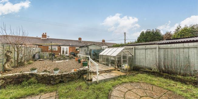 Guide Price £160,000, 2 Bedroom Terraced Cottage For Sale in Ingoe, NE20