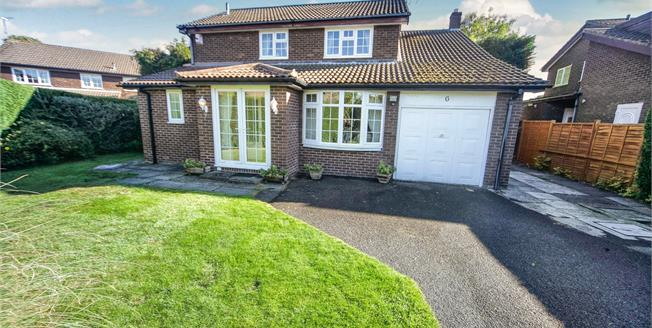 Offers in the region of £435,000, 4 Bedroom Detached House For Sale in Ponteland, NE20
