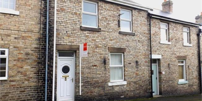 Offers in excess of £55,000, 2 Bedroom Terraced House For Sale in Rowlands Gill, NE39