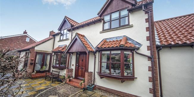 Asking Price £275,000, 3 Bedroom Detached House For Sale in North Sunderland, NE68