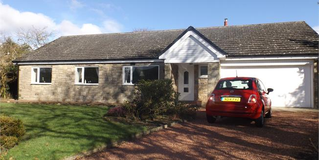 Asking Price £365,000, 4 Bedroom Detached Bungalow For Sale in Kirkwhelpington, NE19